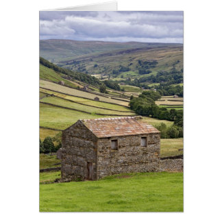 Swaledale Barns, Yorkshire Dales Card
