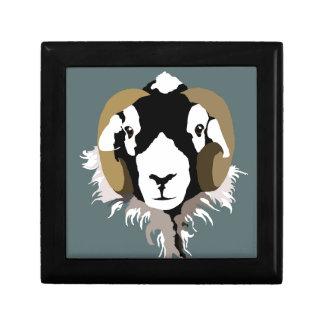 Swaledale Sheep Gift Box