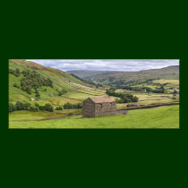 Swaledale, The Yorkshire Dales Photo Print