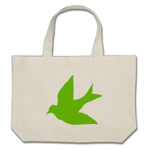 Swallow Canvas Bag