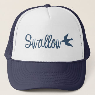 Swallow Bird Trucker Hat