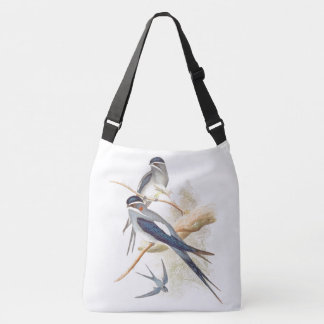 Swallow Birds Wildlife Animal Bag