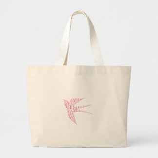 Swallow made of Anchors Tote Bag