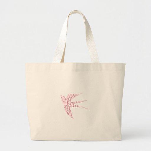 Swallow made of Anchors Tote Bag