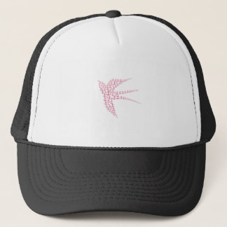 Swallow made of Anchors Trucker Hat