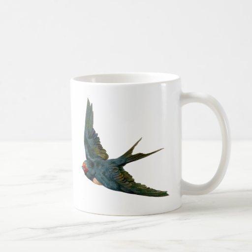 Swallow Coffee Mugs