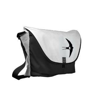 Swallow My Heart Bag Messenger Bag
