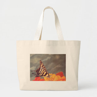 Swallow Tail Butterfly Canvas Bags