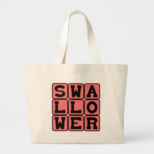 Swallower, Special Set of Skills Canvas Bags