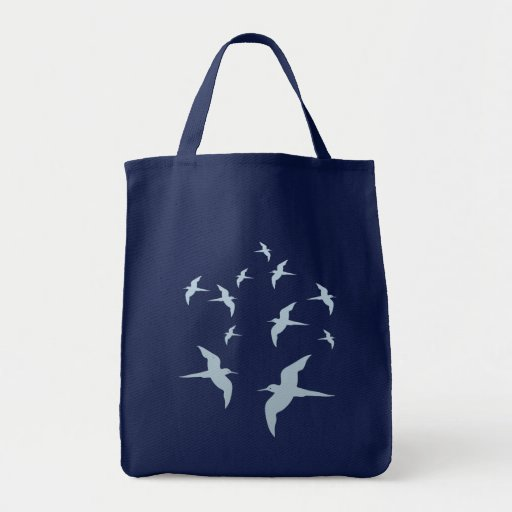 Swallows swallows canvas bag
