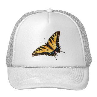 Swallowtail Butterfly Cap