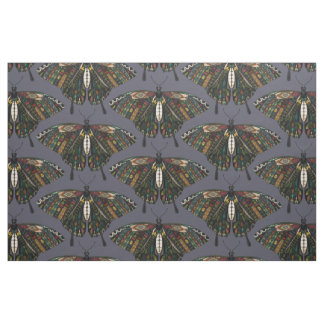 swallowtail butterfly dusk fabric