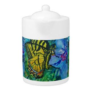 Swallowtail Butterfly Watercolor