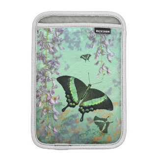 Swallowtail Summer iPad Mini Sleeve