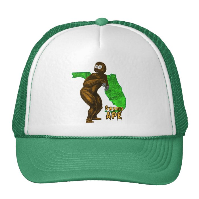 Swamp Ape Hat