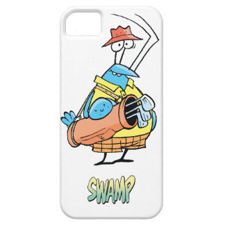 Swamp Bob The Crayfish Golf Day iPhone 5 Case