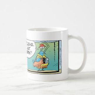 Swamp Bob The Crayfish Golf Day Mug