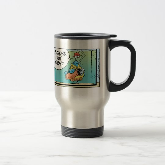 Swamp Bob The Crayfish Golf Day Mug