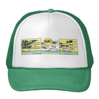 Swamp Duck Hunting Season Trucker Hat