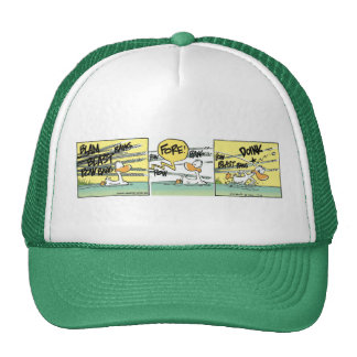 Swamp Duck Hunting Season Trucker Hat