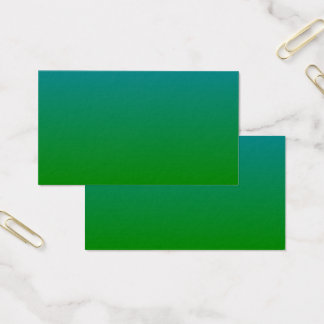 swamp green business card
