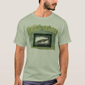 Swamp Hunter Layered Camo Gator T-Shirt