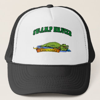 Swamp Hunter Louisiana Trucker Hat