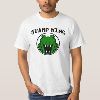 Swamp King Gator Symbol T-Shirt