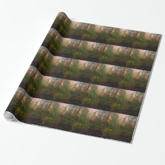 Swamp La Vie: Scouting in Twilight Wrapping Paper