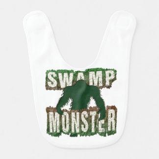 SWAMP MONSTER BIB