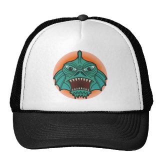 Swamp Monster Cap