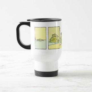 Swamp Monster Coffee Cartoon Coffee Mug