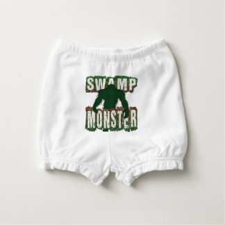 SWAMP MONSTER NAPPY COVER