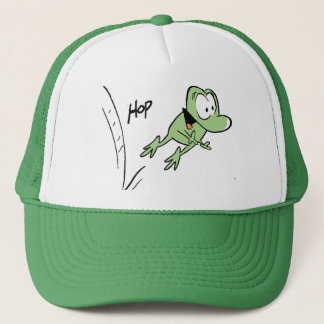 Swamp Mort The Frog Cap