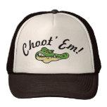 Swamp People - Choot' Em! Hat!