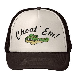 Swamp People - Choot' Em! Hat! Cap