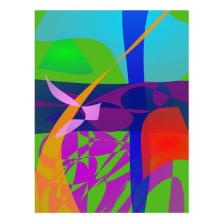 Swamp Postcard