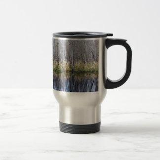 Swamp Reflection Coffee Mugs
