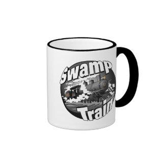 Swamp Train Mugs