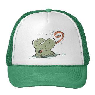 Swamp Wart The Frog Cap