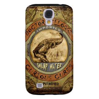 Swamp Water Samsung Galaxy S4 Cases