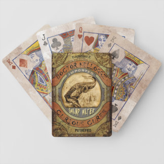 Swamp Water Playing Cards