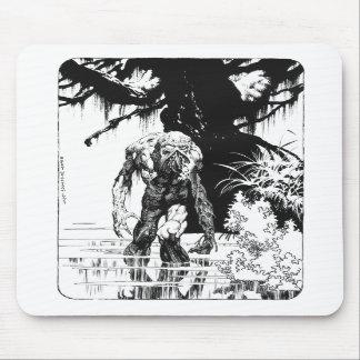 Swamp Zombie Mousepad