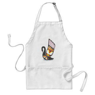 swan 001 standard apron