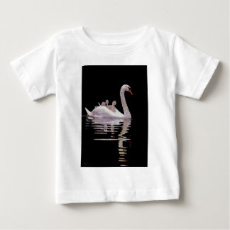SWAN AND BROOD BABY T-Shirt