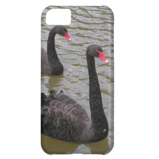 SWAN COVER FOR iPhone 5C