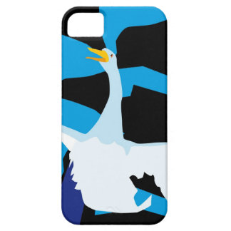 Swan Case For The iPhone 5