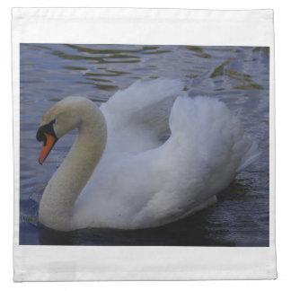 Swan Cloth Napkins