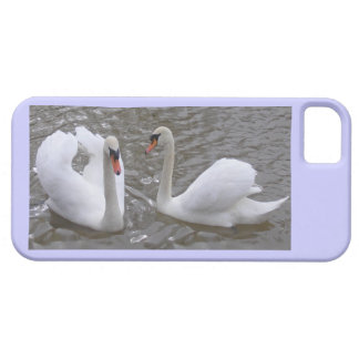 Swan Couple Iphone5/5S case