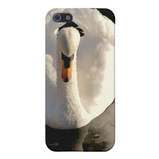 Swan Cover For iPhone 5/5S